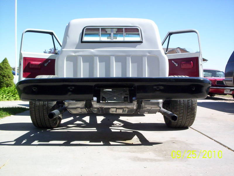 66 F100 4x4 Unibody in addition Rear Suspension Diagram together with 14 Beautiful White Horse Photos besides Winch Cover Plate For Truck Front Bumpers furthermore Car Radiator Repair Kit. on toyota truck gas tank relocation