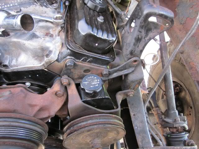 pics 4 where all the 350 tbi engine brackets go the 1947 rh 67 72chevytrucks com 350 Chevy Engine Drawings 1988 350 Chevy Engine Diagram