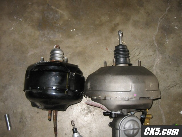 The 67-72 One Ton Brake Booster Swap Guide ***PICS*** - The