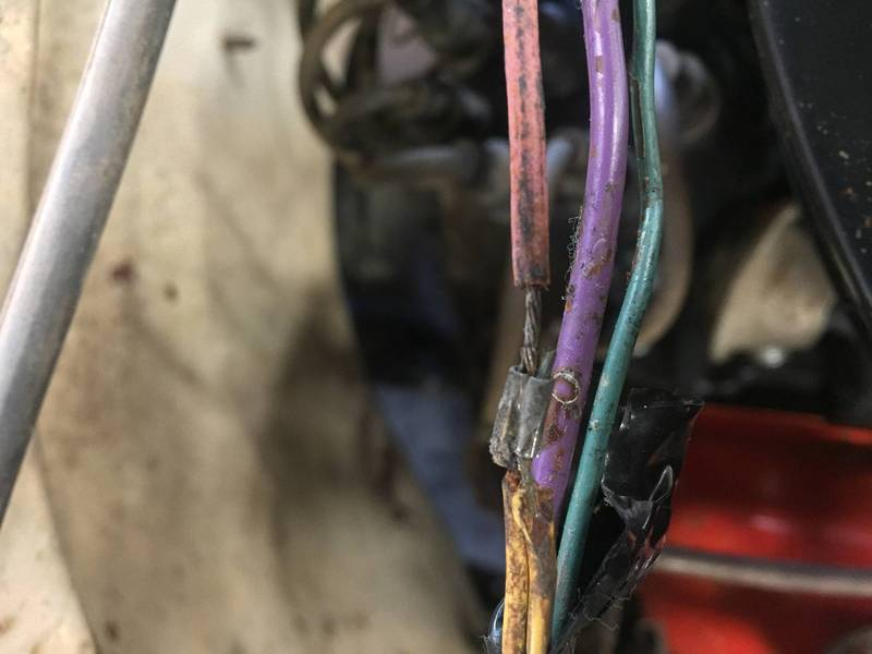 1971 C10 ignition wiring