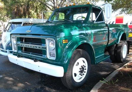 1972 C50 pickup conversion