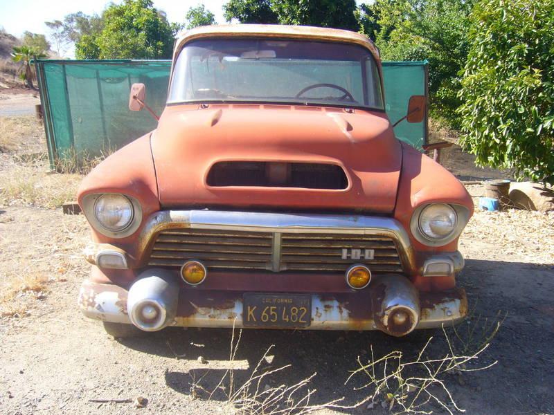 1957 GMC Deluxe V8