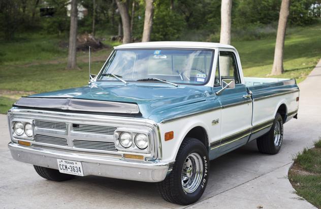 1969 GMC C/15