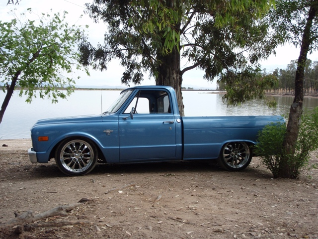 67 72 Chevy Trucks Com
