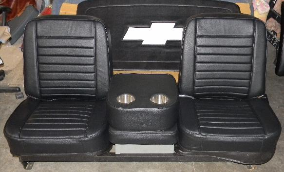 67/68 Buddy Bucket seat covers