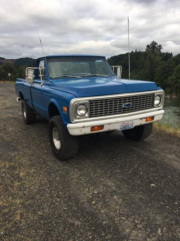 My recently purchased 71 K10