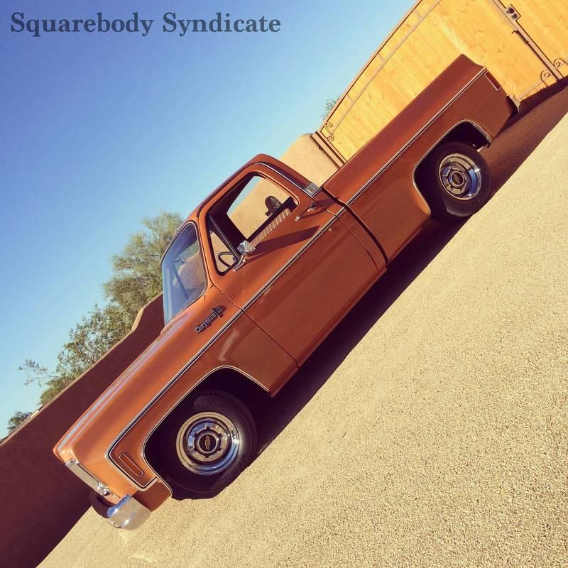 1973 Chevy truck