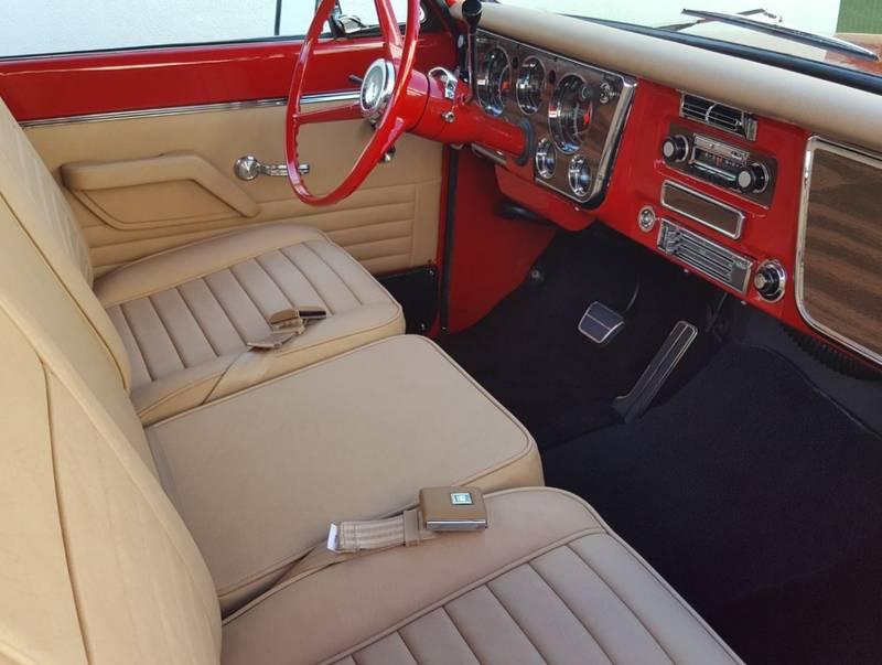 1967 GMC 3/4 ton 305 V6