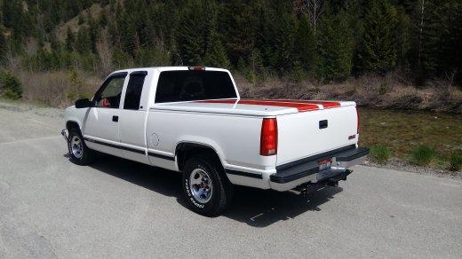 98 GMC Sierra