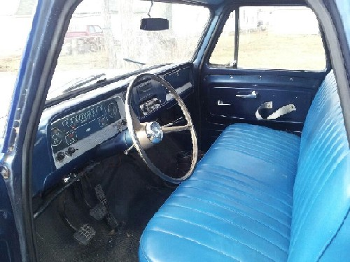 1963 C10