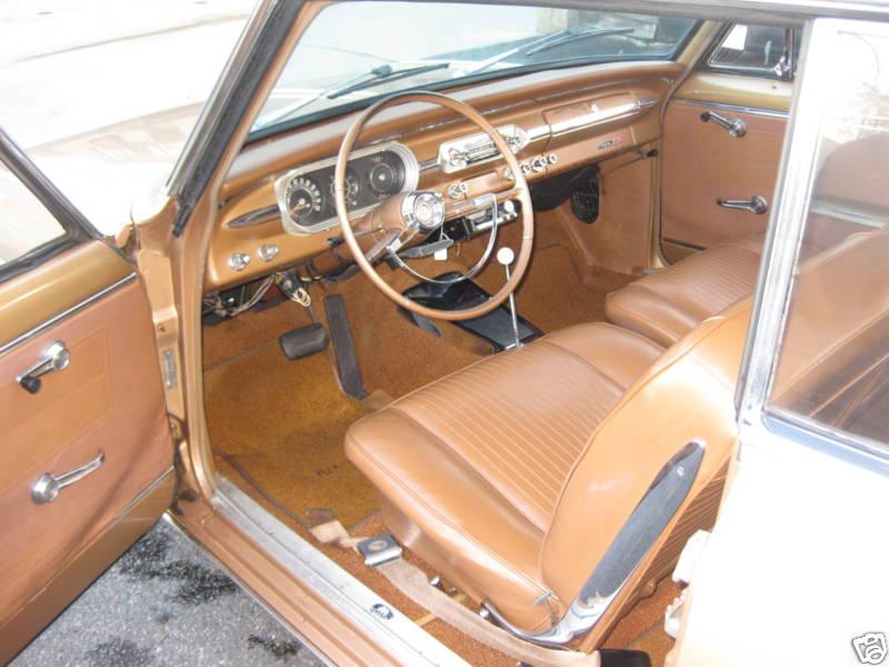 My '63 NOVA SS