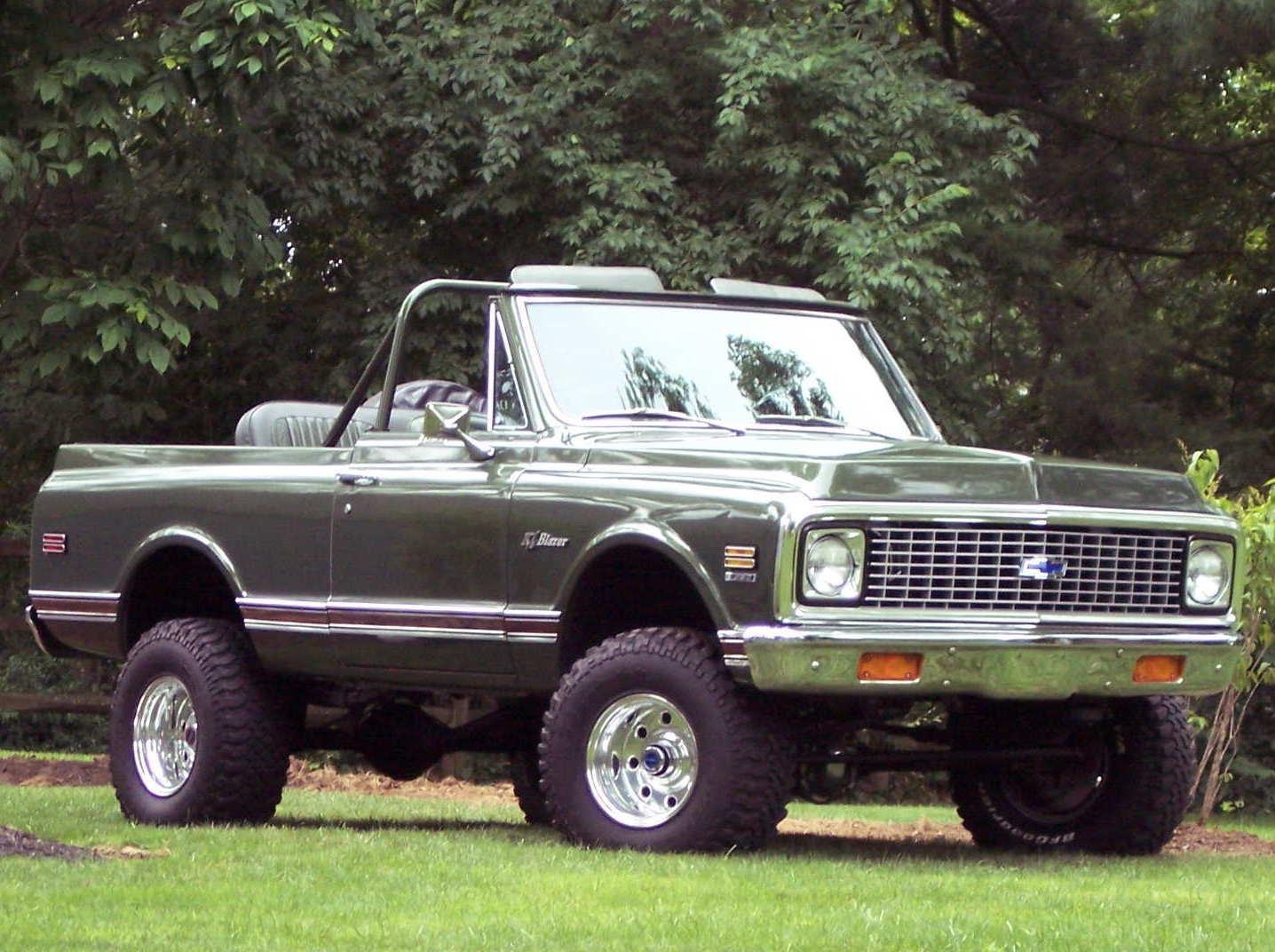 1969 Chevy Blazer For Sale Craigslist Autos Post