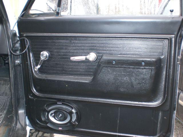 My 1972 K10 new sound system