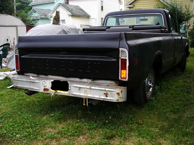 1969 C10 Custom