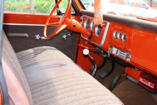 """Capt. Mike's 68 """"Orange Crush"""""""
