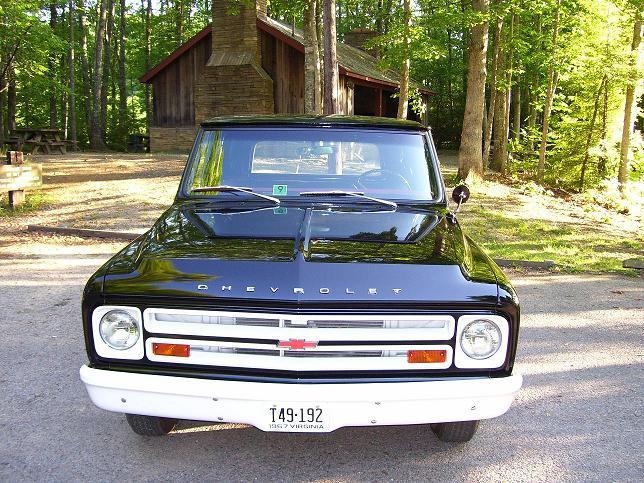 1967 short C10 original tenn truck !!!