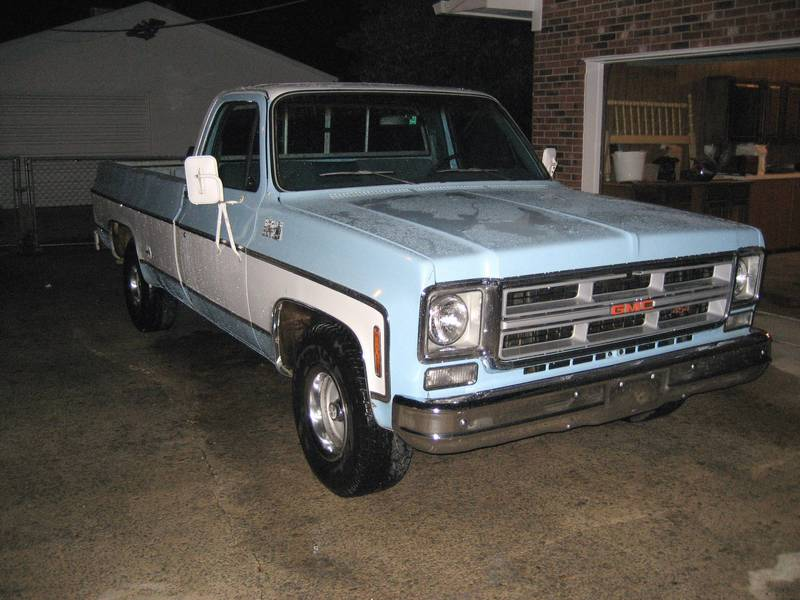 1976 Gmc High Sierra