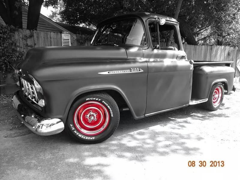 55 59 Chevy Truck Forum - The Best Truck 2018