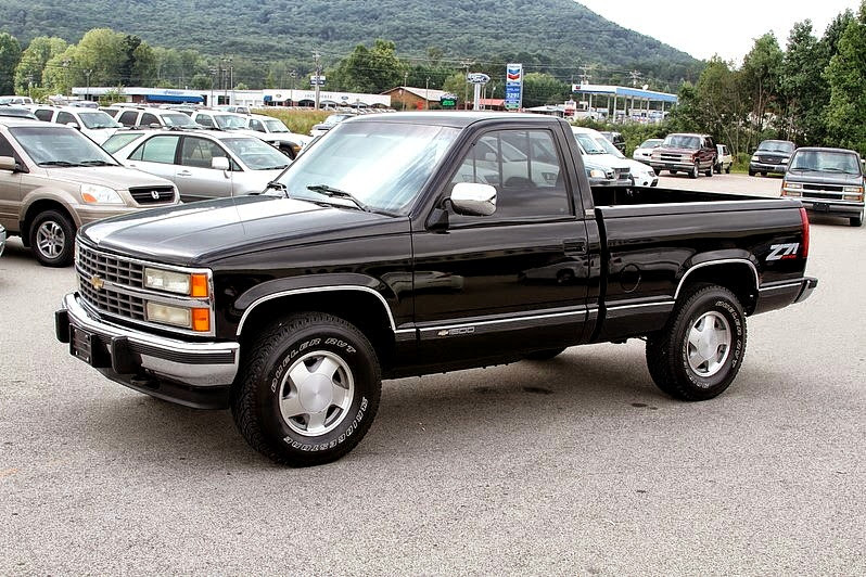 1993 Z71 lIFTED BEAST  YouTube