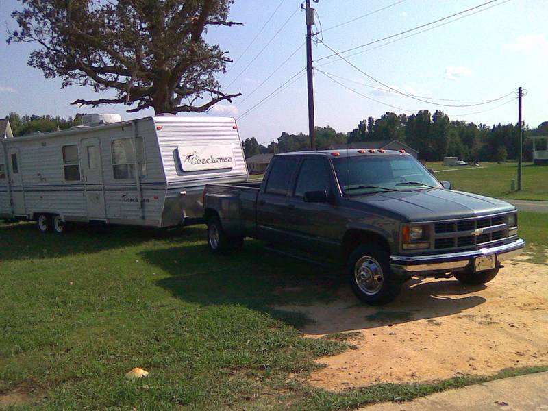 Dually n Camper