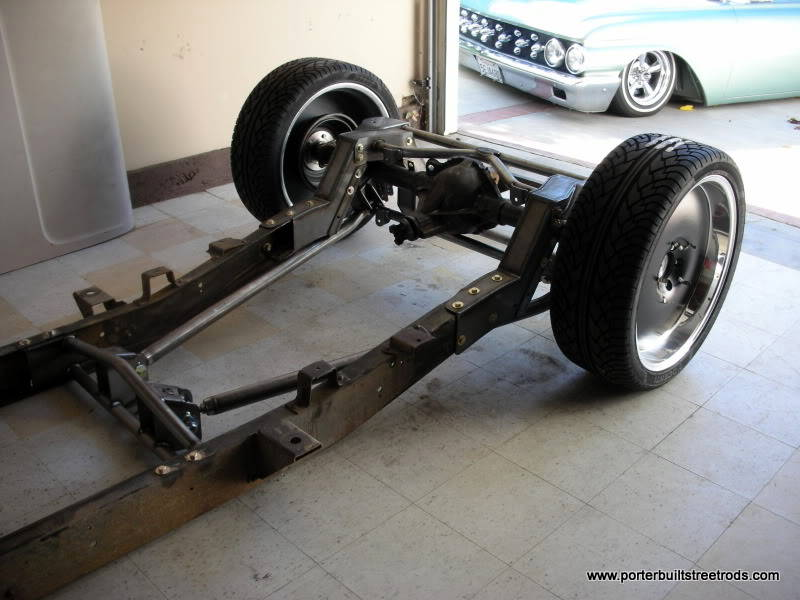 Porterbuilt 66 Chevy Truck Control Arms Autos Post