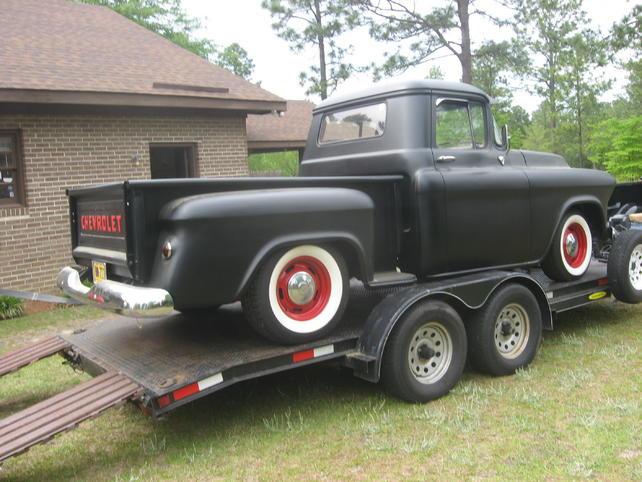 Reno Paint Mart >> Flat black, satin black paint ideas! - Page 2 - The 1947 - Present Chevrolet & GMC Truck Message ...