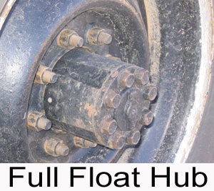 Full Floating Axle >> Full Floating Rear Axle Ford Truck Enthusiasts Forums