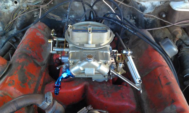 S L as well Chevrolet K Blazer No Reserve Chevy X in addition  likewise S X as well . on chevy 350 engine carburetor