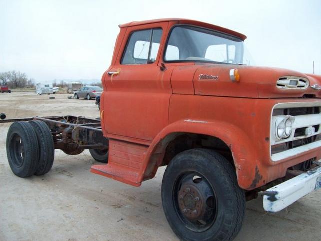 1960 chevy Lcf - The 1947 - Present Chevrolet & GMC Truck