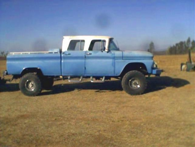 Craigslist Missoula Mt >> 60-66 crew cabs or extended cabs - Page 7 - The 1947 - Present Chevrolet & GMC Truck Message ...