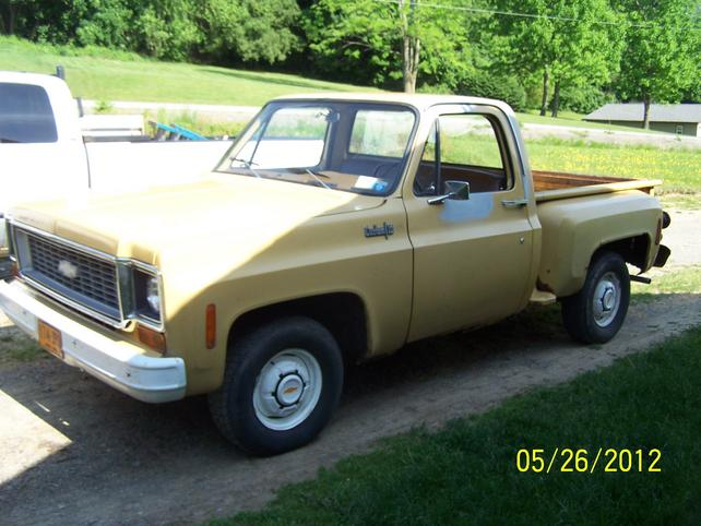 19671972 Chevy amp GMC Truck Parts