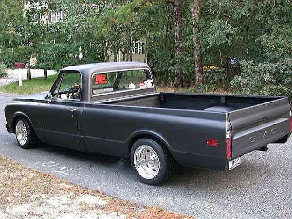 Build My Chevy Truck