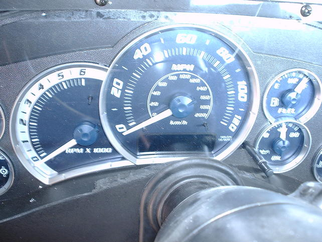 Gauges used for LSx swaps - The 1947 - Present Chevrolet & GMC Truck ...