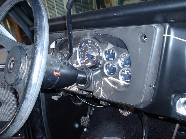 Gauges used for LSx swaps - The 1947 - Present Chevrolet