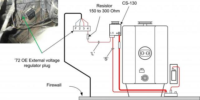 cs130 alt upgrade painless wiring kit the 1947 present cs alt wiring owner jpg views 14030 size 26 3 kb