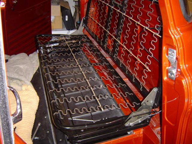Phenomenal 1950 Chevy Truck Types Of Bench Seats The 1947 Present Machost Co Dining Chair Design Ideas Machostcouk