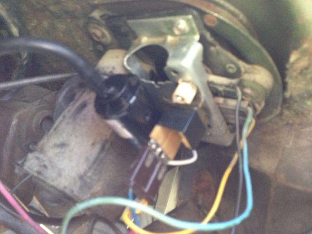 Windshield Washer Pump Replacement The 1947 Present