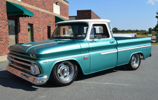 Trucks Tv Show 66 C10 For Sale The 1947 Present