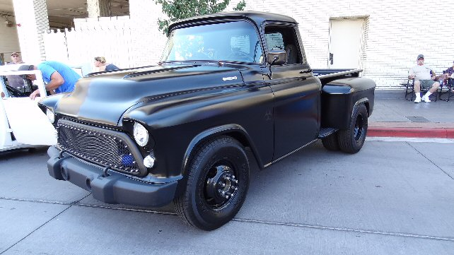 Crown Vic IFS for 55-59? - The 1947 - Present Chevrolet