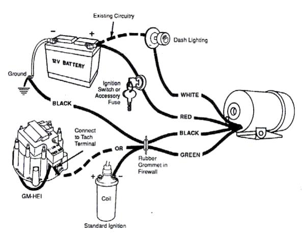 Tach Wiring Help - The 1947 - Present Chevrolet & GMC Truck Message Board  Network