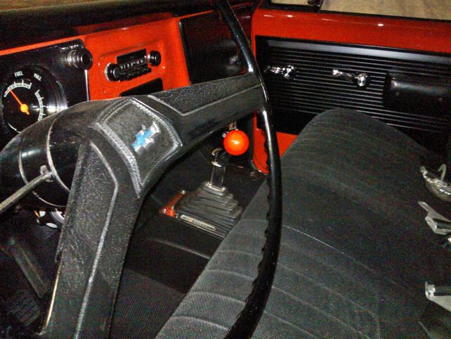 1967 Chevy C10 Automatic Floor Shifter The 1947 Present Chevrolet Gmc Truck Message Board Network