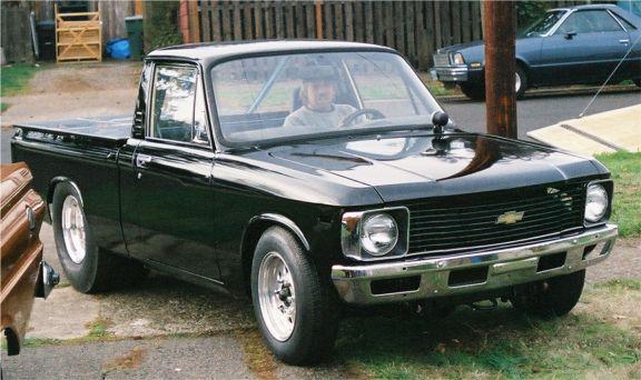 Chevy Luv 44 mpg!