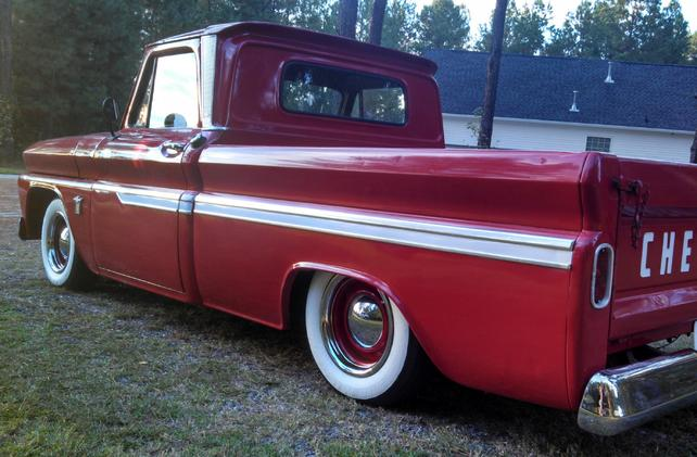 Gmc Columbia Sc >> Ez Air Ride Installed on my 64' Chevy!!! - The 1947 ...