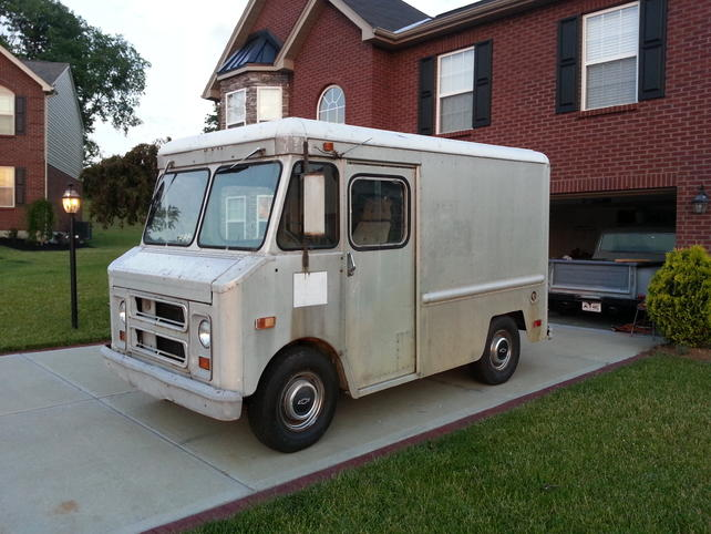 1970 Chevy P10 Stepvan Aka Quot Tiny Quot The 1947 Present