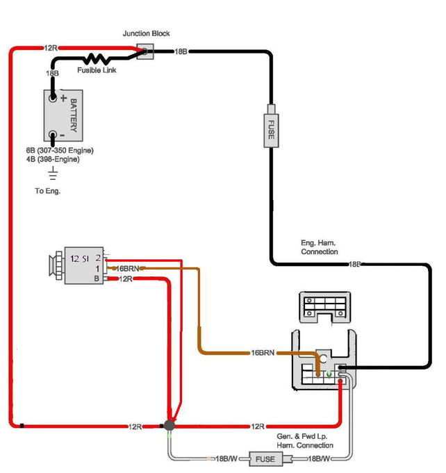 12v alternator wiring diagram wiring diagram 4 wire alternator wiring diagram diagrams