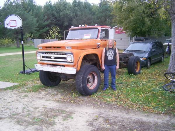 Trucks For Sale In Oklahoma >> CL find, C60 4x4 - The 1947 - Present Chevrolet & GMC Truck Message Board Network