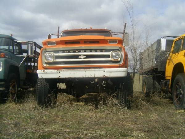 Cl Find C60 4x4 The 1947 Present Chevrolet Gmc Truck Message