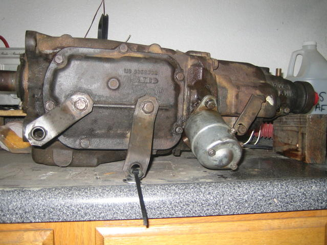 3 Speed With Overdrive Swap The 1947 Present