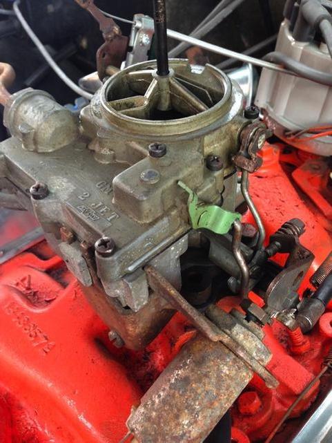 1972 c10 307 carburetor options? - The 1947 - Present