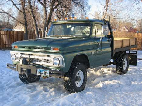 1966 K20 For Sale - The 1947 - Present Chevrolet & GMC Truck